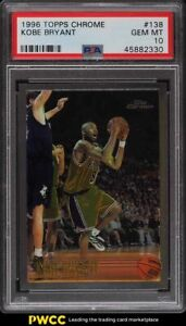 1996-Topps-Chrome-Kobe-Bryant-ROOKIE-RC-138-PSA-10-GEM-MINT