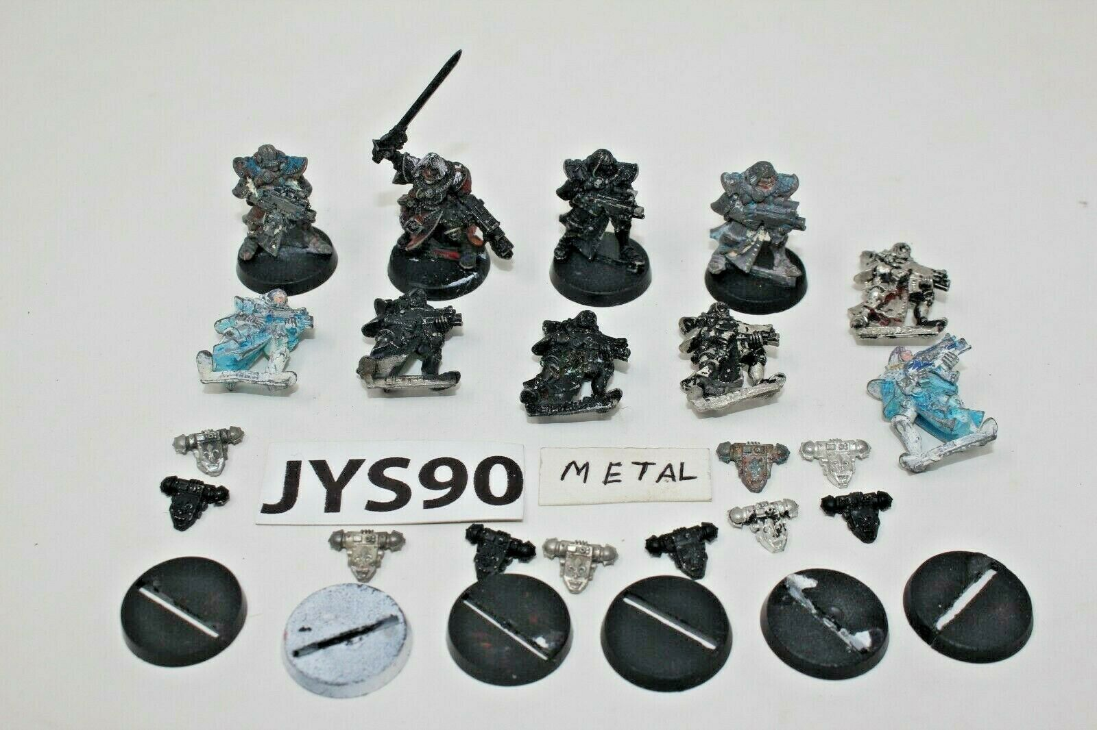 Warhammer Sisters Of Battle Battle Sister Squad Metal - JYS90