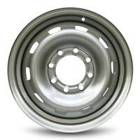 17 8 Lug (03-12) Dodge Ram 2500 Ram 3500 Steel Wheel Rim 17x7 8-165.1