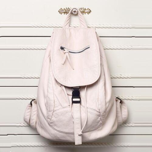 Femmes Sacs à dos lavé simili cuir fashion École Voyage Sac à dos Sacs NOUVEAU