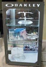 Oakley Sun Glasses Counter Display Case Mint