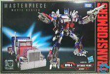 Hasbro MPM04 Transformers Masterpiece Movie Series Optimus Prime Action Figure