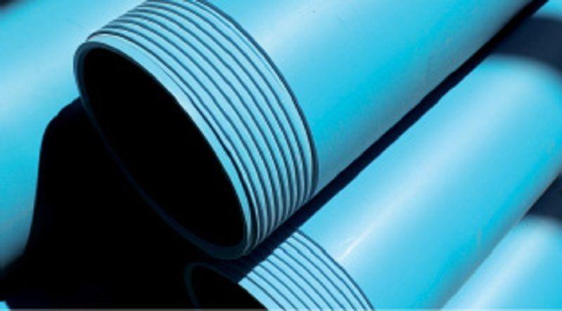 4 m DN 115 4,5  pozos tubo set - 2 m VR 2 m FR 0,3