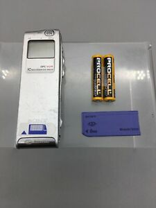 Sony ICD-MS515 Handheld Digital Voice Recorder & 8MB Sony Memory Stick - H01