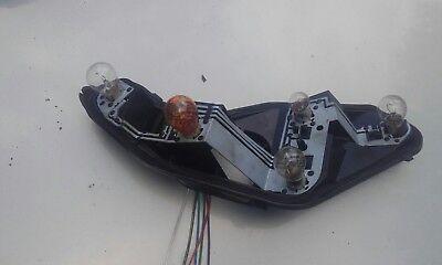 OFFSIDE PEUGEOT 207  2007-2009 DRIVER SIDE REAR LIGHT BULB HOLDER WITH WIRING