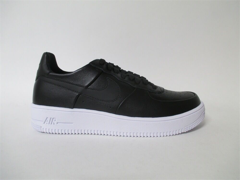 Nike Air Force 1 Ultraforce Low Leather Black White Sz 12 845052-001