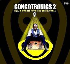 Buzz'n'rumble In the Urb'n'jungle CD+DVD