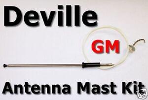 DEVILLE Power Antenna MAST KIT 19911999 Cadillac eBay