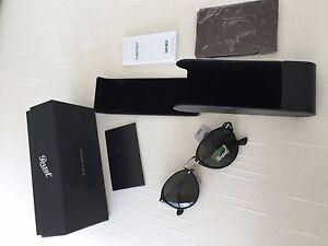 e9a44ad754 Rare Persol 3046 S-95 58-Black  glass  Polarized Brand New ...