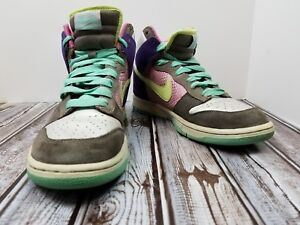 huge selection of 0a000 20c01 Image is loading Nike-Dunk-High-6-0-Women-039-s-