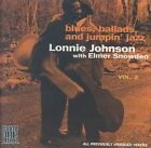 Blues Ballads and Jumpin Jazz 0025218057028 by Lonnie Johnson CD