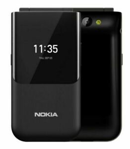 NOKIA Klapphandy 2720 Flip NEU 2MPCAM Dual-Sim Whatsapp seniorengeeignet Händler