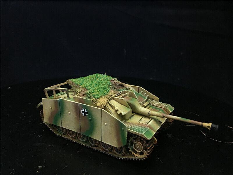 1 56 28mm del Departamento de Seguridad Pública Pintado Segunda Segunda Segunda Guerra Mundial Perno Wehrmacht StuG III Ausf G acción en camuflaje.  mejor precio