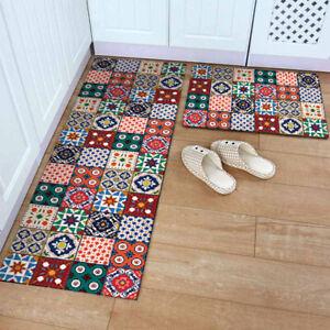 Non Slip Kitchen Floor Mat Rugs Soft