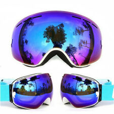 9e6547bf25 item 2 Men Women Ski Goggles Professional Snowboard Snowmobile Over Glasses  Anti Fog UV -Men Women Ski Goggles Professional Snowboard Snowmobile Over  ...