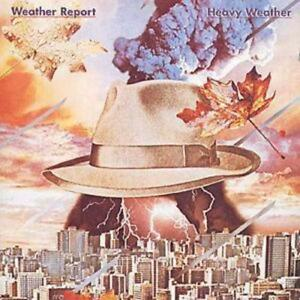 Weather-Report-Heavy-Weather-CD-1997-NEW-FREE-Shipping-Save-s