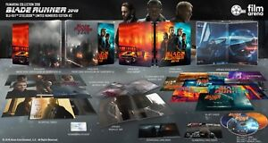 Blade Runner 2049 Blu-ray SteelBook Full Slip E2 Filmarena Collection