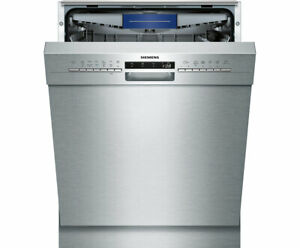 Siemens-SN436S01KE-Geschirrspueler-iQ300-Unterbau-60cm-Edelstahl-Neu