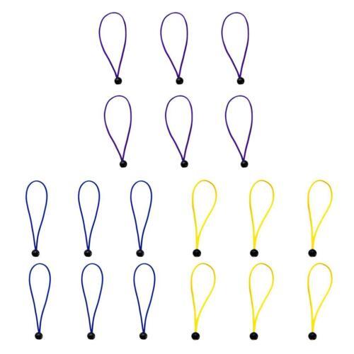 Corda elastica multifunzionale di 18pcs con la palla per lo zaino portante