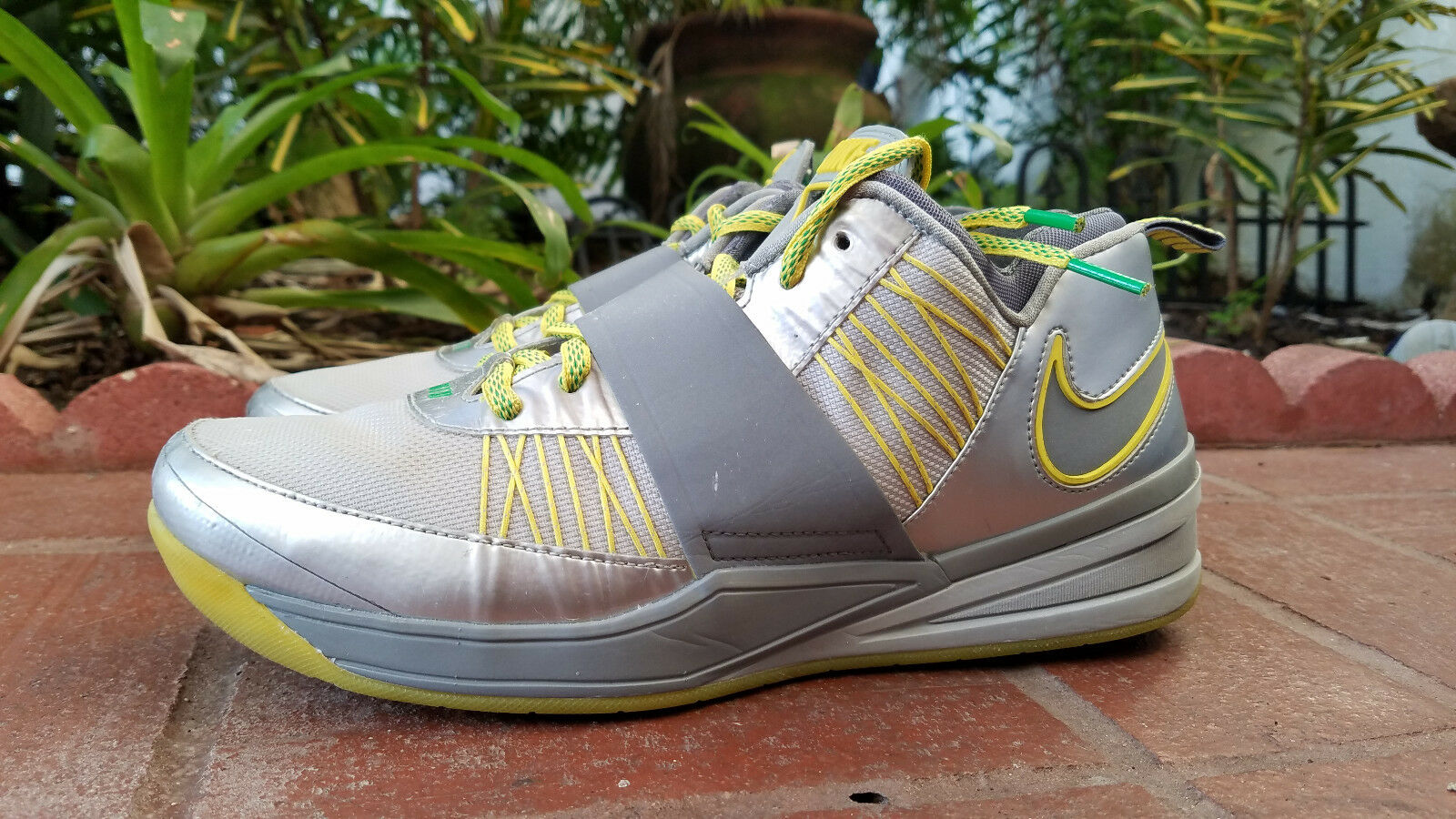 Mens Nike Air zoom Darrell Revis OREGON PE promo sample win the day ducks OU Cheap women's shoes women's shoes