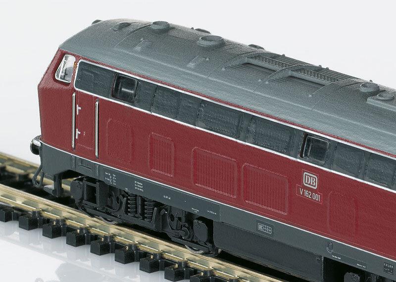 Minitrix 16274 locomotore diesel V 162 Sound DB Ep Ep Ep III NUOVO conf. orig. e44fe6