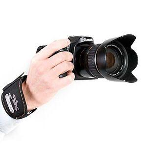TREKKING-Dragonne-12318-sure-Sangle-de-camescope-pour-tous-cameras-inclus-DSLR