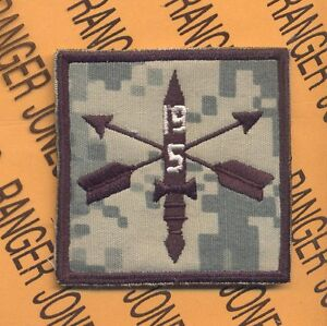 2nd Bn 19th Special Forces Group AIRBORNE SFGA Multi-Cam HCI Helmet Cover patch