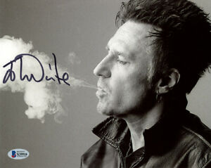 JOHN WAITE SIGNED AUTOGRAPHED 8x10 PHOTO SINGER OF MISSING YOU BECKETT BAS
