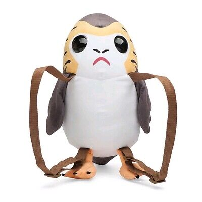 Star Wars Episodio Viii 18 Porg Mochila De Volta Buddy Comic