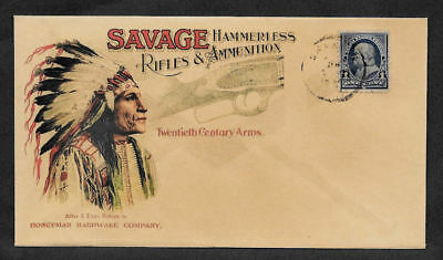 1900 Savage Rifles Firearms Ad Reprint Collector/'s Envelope OP1171