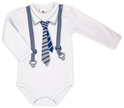 ✅ NEW BABY BOY SHIRT BODY-VEST ROMPER  WITH TIE BOW BIRTHDAY CHRISTENING ✅UK