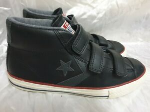 Converse All Star Mens Velcro Leather