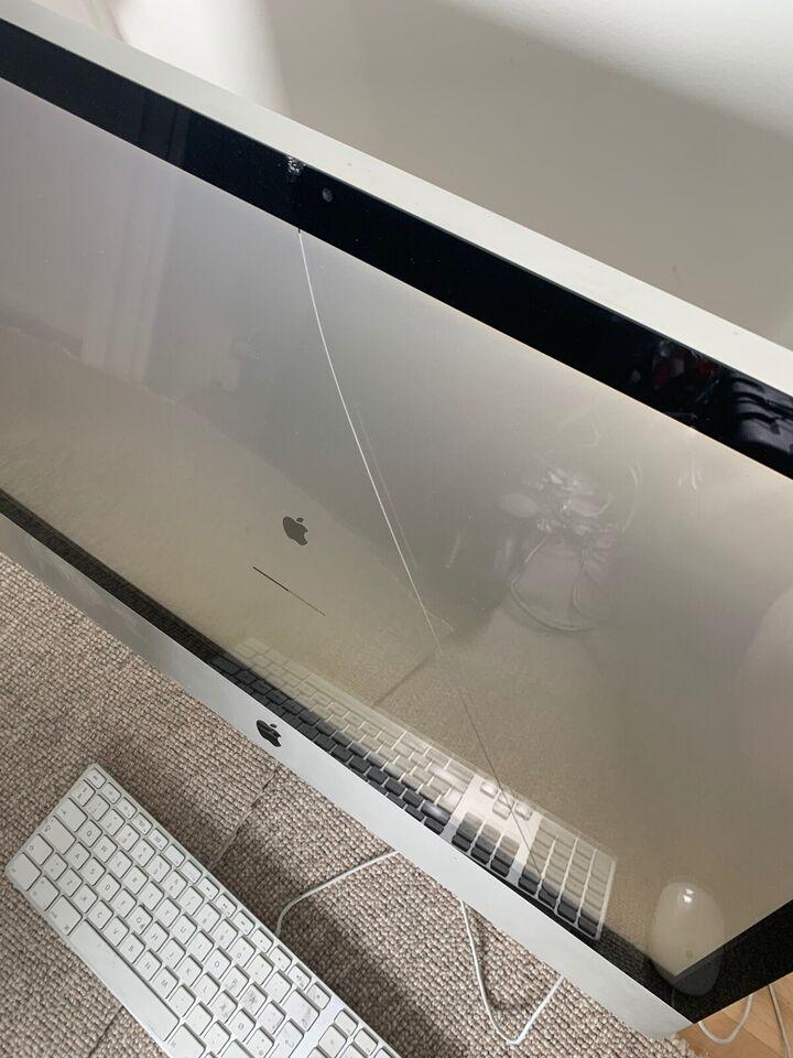 iMac, 8 GB ram, 1000 GB harddisk