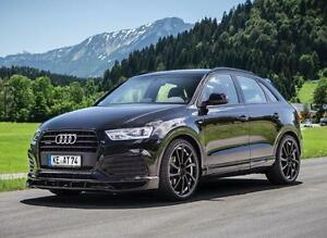 AUDI Q ABT EXCLUSIVE BODYSTYLING UPGRADE ONLY EBay - Audi q3