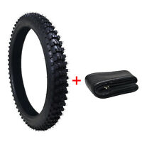 Dirt Bike Motorcycle Front Tire + Tube 80/100-21 21inch
