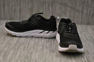 Hoka-One-One-Clifton-6-1102873-Running-Shoes-Women-039-s-Size-8-5-Black