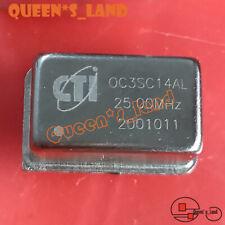1 Cti Oc3sc14al 25mhz 33v Ocxo Crystal Oscillator