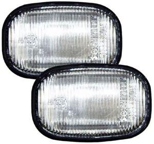 Toyota-MR2-Mk2-91-99-Mk3-99-07-Claro-Indicadores-Repetidor-De-Luz-Lateral