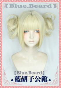 Boku no My Hero Academia Himiko Toga Cosplay Hair Wig+Free wig cap