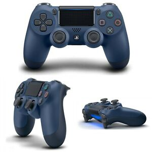 Wireless-Controller-for-PlayStation-4-Midnight-Blue-DualShock-4-Gaming-Console