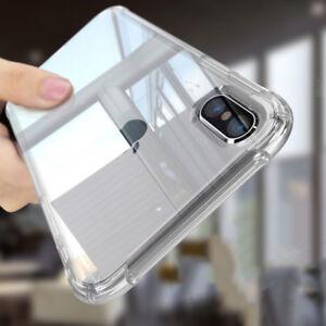d280fe8b83752b Shockproof Tough iPhone 8   7 Plus X 6S 5 SE Hard Gel Clear Case ...