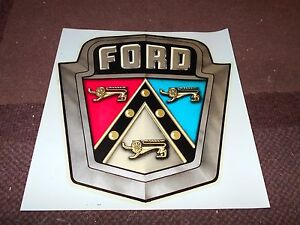 Image Is Loading NOS 1950 039 S 1960 FORD