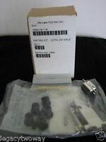 L-Com Assembled D-Sub Hood Kit, DB9/HD15 Metal (SDC9AG)