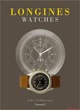 Fachbuch Longines Watches, deutsche Ausgabe, detaillierte Übersicht, NEU