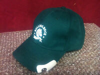 Rolling Rock Beer Hat With Bottle Opener On Rim Quality Rare F/s Only1onebay