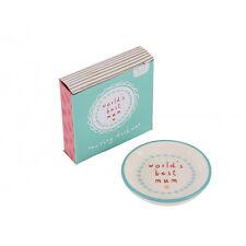 World's Best Mum Ceramica porta anelli - Gioielleria ciotola