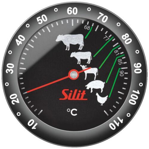 SILIT Bratenthermometer SenseroBratthermometer Fleischthermometer Thermometer