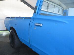Reduced! 1975 Datsun Pickup, Collectible, Rare; Running Survivor