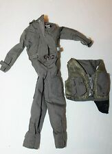 "1/6 Scale female pilot uniform and vest use with  12"" figure 16th 94 tac bbi"