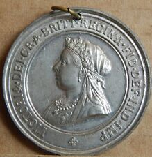 1897 Queen Victoria Diamond Jubilee Commemorative Medal Medallion